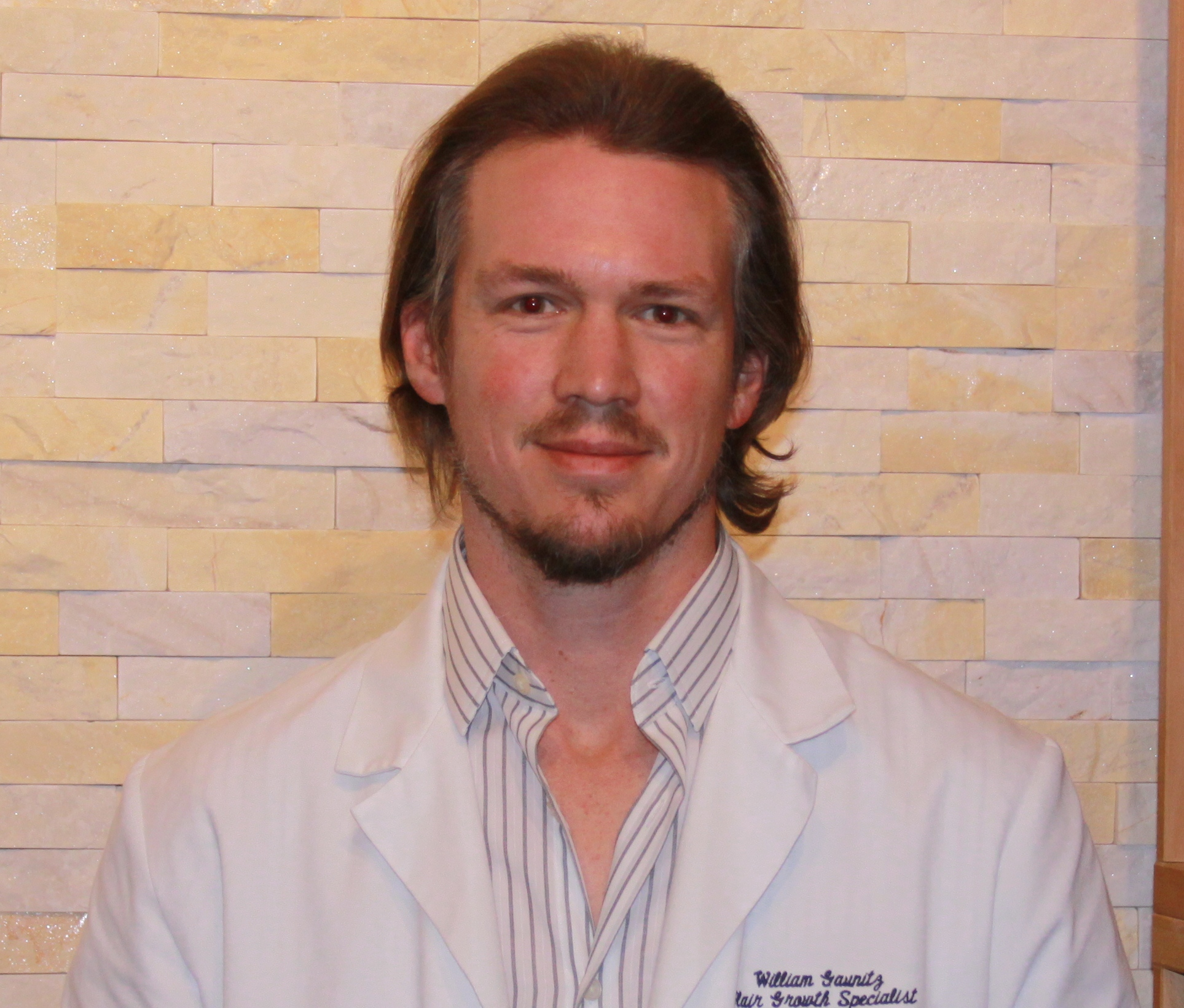 William Gaunitz trichologisto head shot