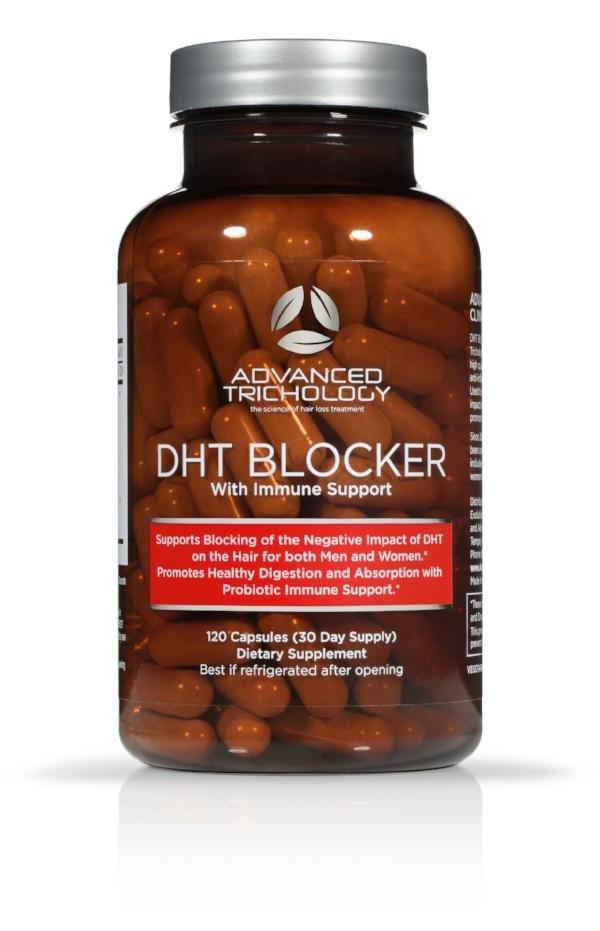 DHT Blocker Supplement for hair loss
