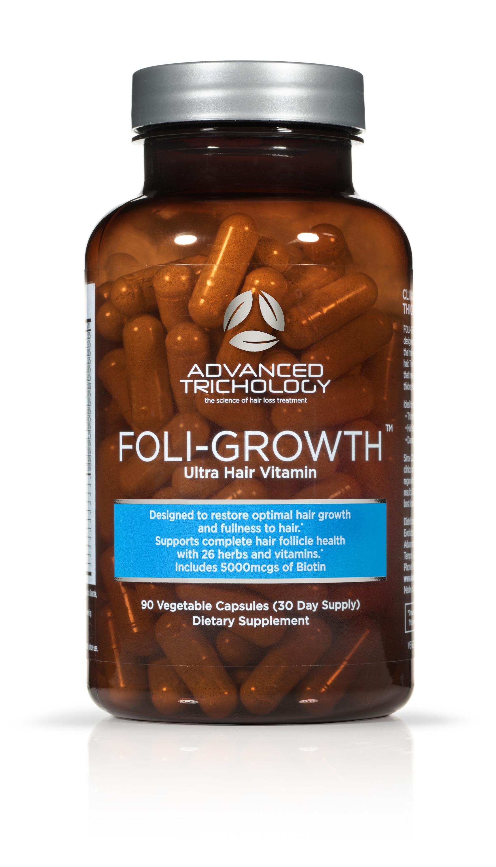 Foli-Growth Vitamin for Hair Growth