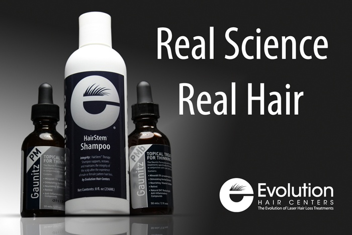 Evolution Hair Stem Product Kit