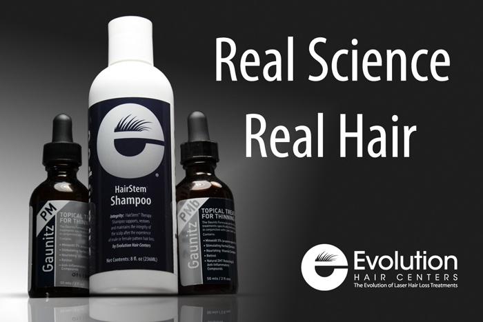 Evolution Hair Stem Product Kit
