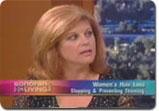 Female Hair Loss Treatment on the news