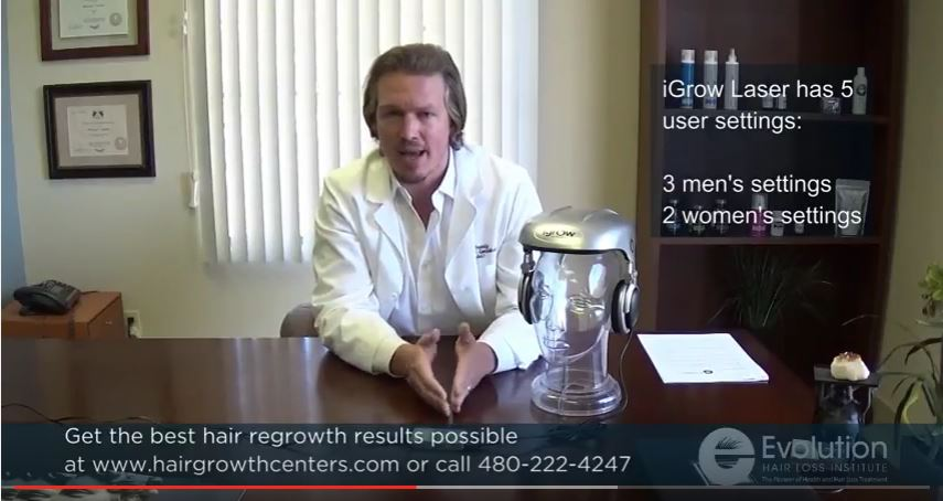 Does The Igrow Laser Work Explained By Trichologist